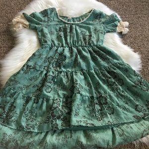 Hayden Girls dress size 11/12
